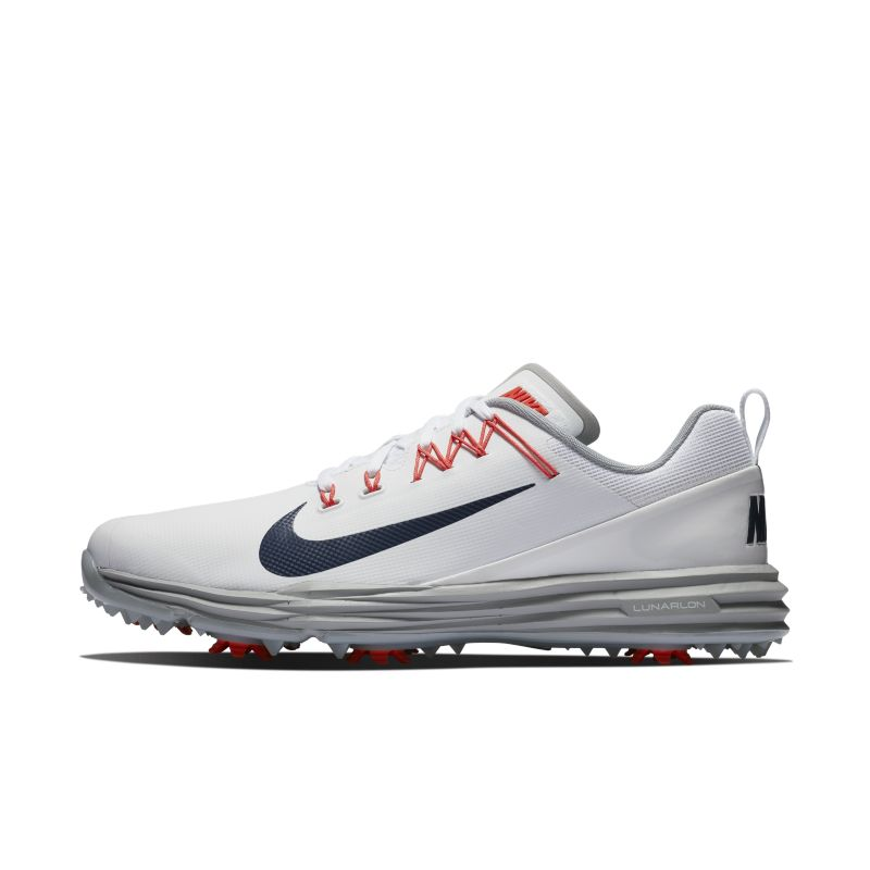 Nike Lunar Command 2 Men's Golf Shoe - White