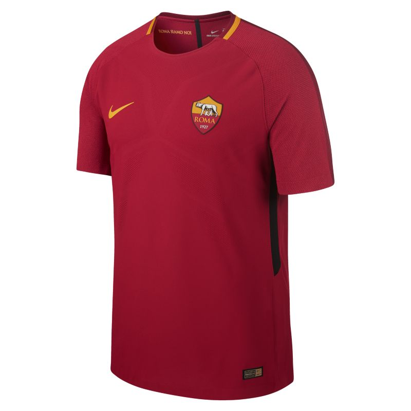 2017/18 A.S. Roma Vapor Match Home Men's Football Shirt - Red