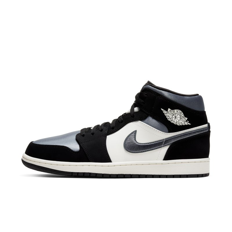 Air Jordan 1 Mid SE Men's Shoe – Black