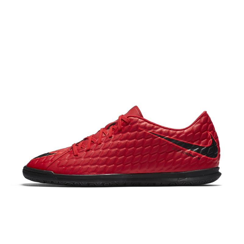Image of Nike HypervenomX Phade 3 Indoor/Court Football Shoe - Red