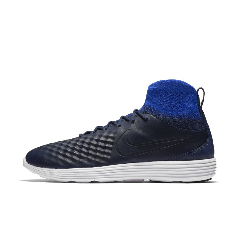 Nike Lunar Magista II Flyknit Men's Shoe - Blue
