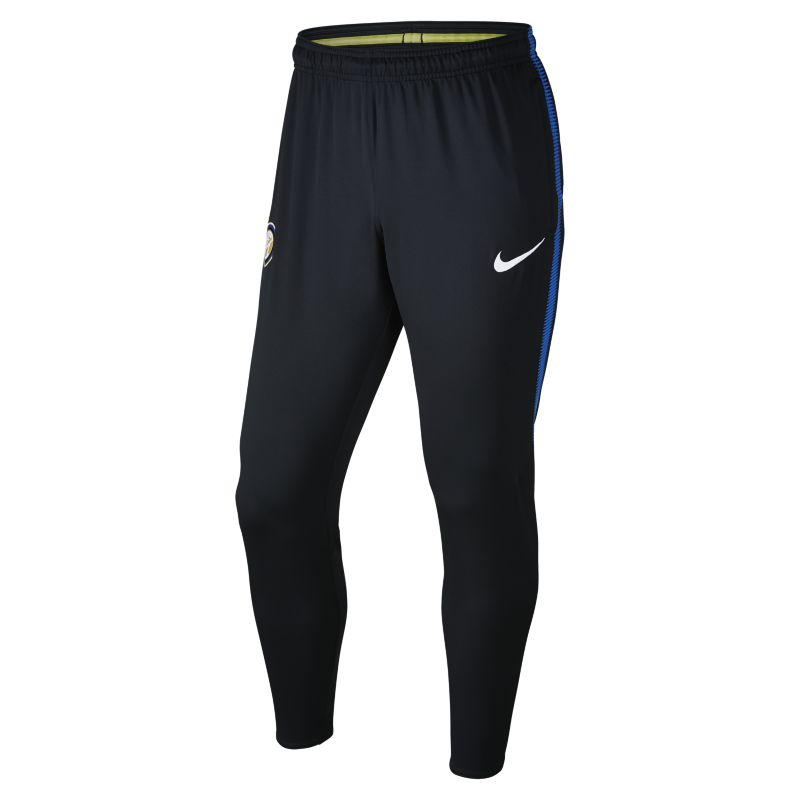 Inter Milan Dri-FIT Squad Men's Football Pants - Black