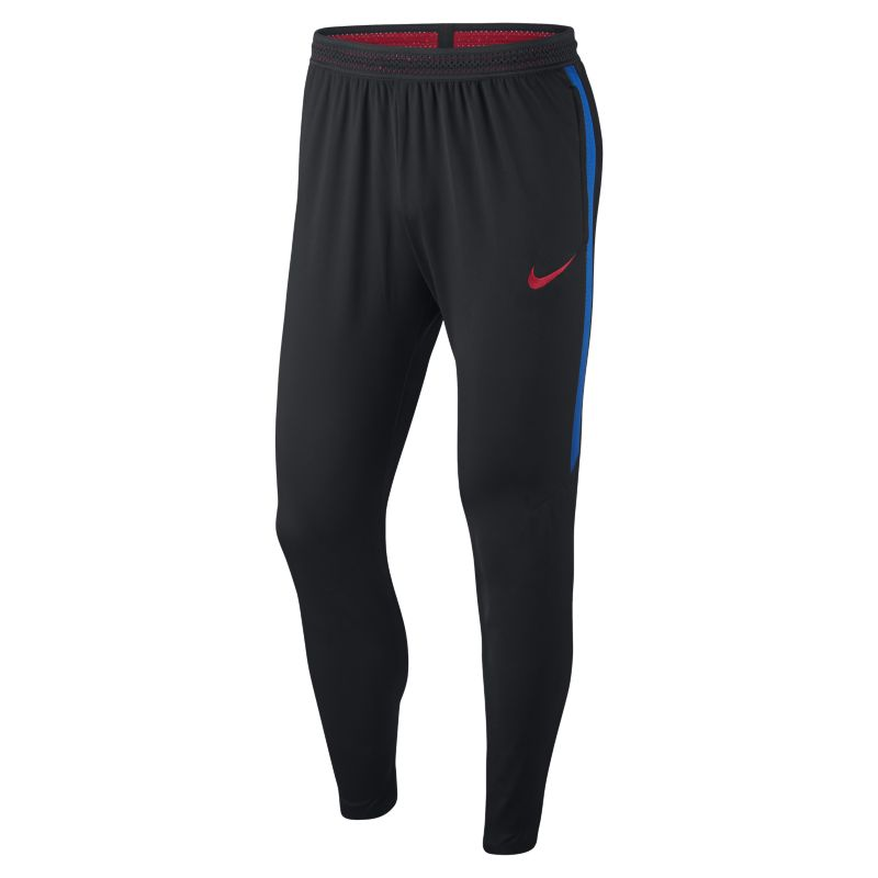 Nike Flex FC Barcelona Strike Men's Football Pants - Black