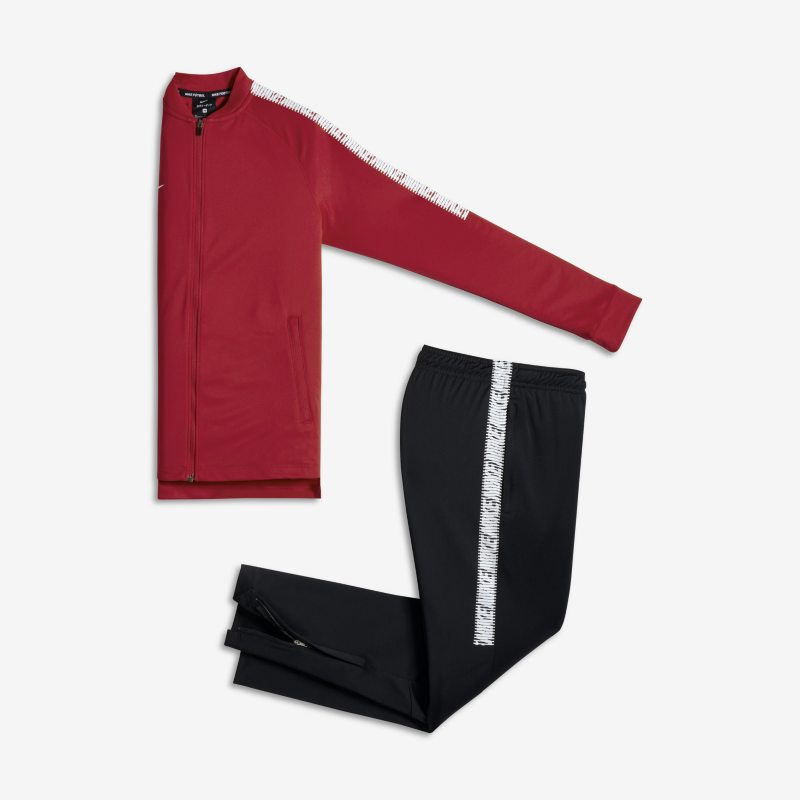 Nike Dry Squad Older Kids(Boys) Football Track Suit - not applicable