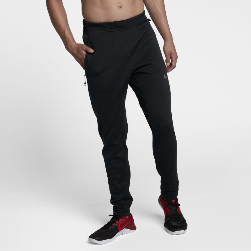 Nike Therma-Sphere Max Men's Training Trousers - Black