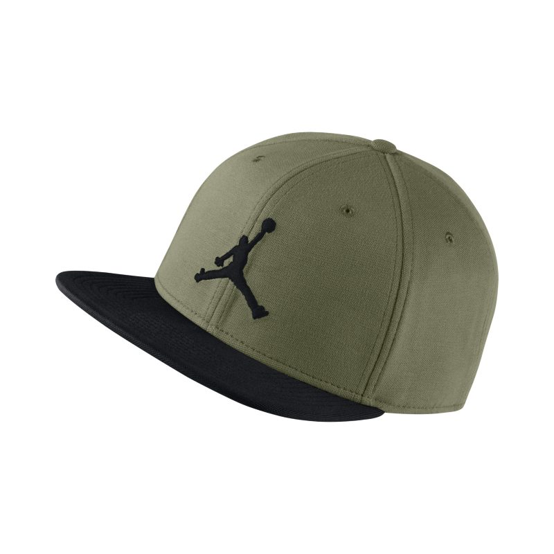 Jordan Jumpman Snapback Adjustable Hat - Green