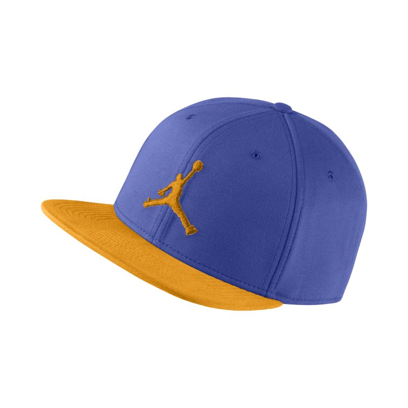 Jordan Jumpman Snapback Adjustable Hat - Blue