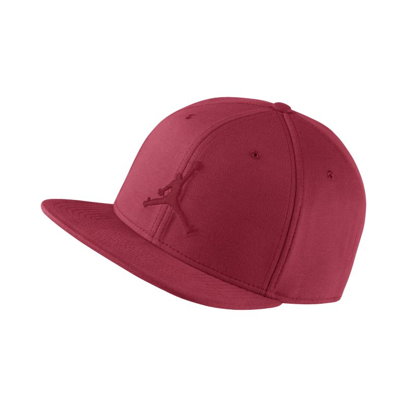 Jordan Jumpman Snapback Adjustable Hat - Red