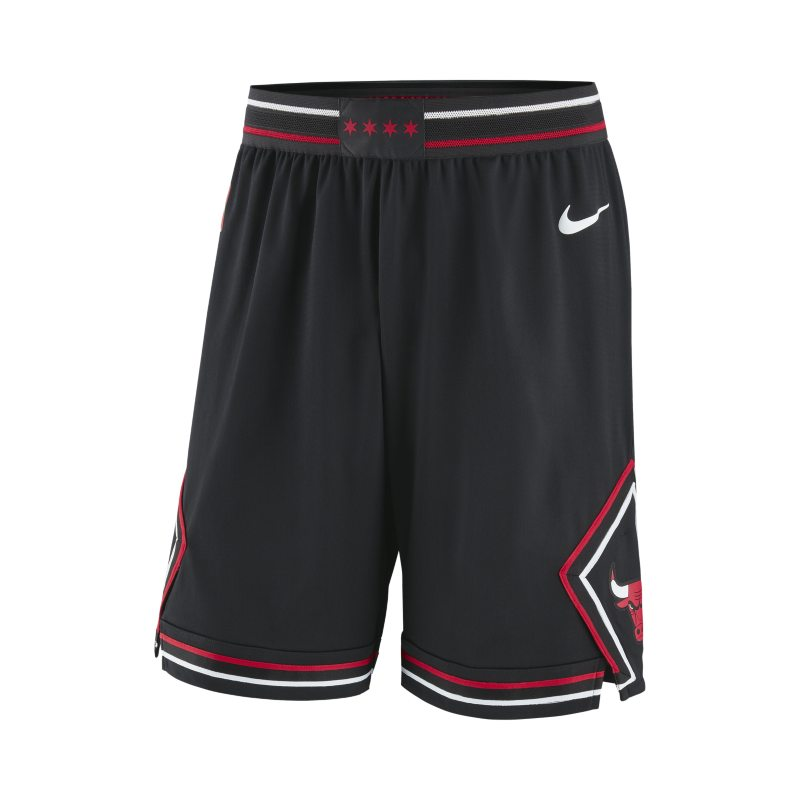 Chicago Bulls Nike Statement Edition Authentic Men's NBA Shorts - Black