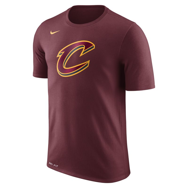 Cleveland Cavaliers Nike Dry Logo Men's NBA T-Shirt - Red