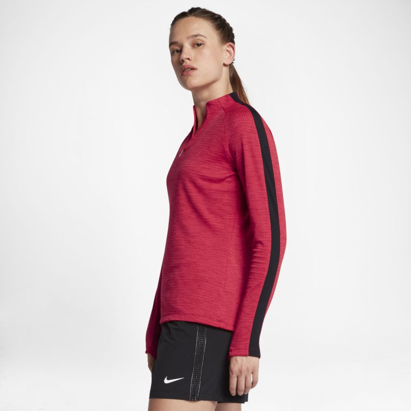 Nike Dry Squad Drill Women's Football Top - Red