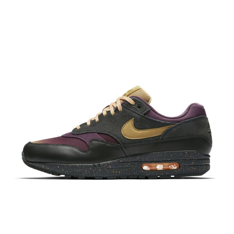 Image of Nike Air Max 1 Premium Men's Shoe - Black