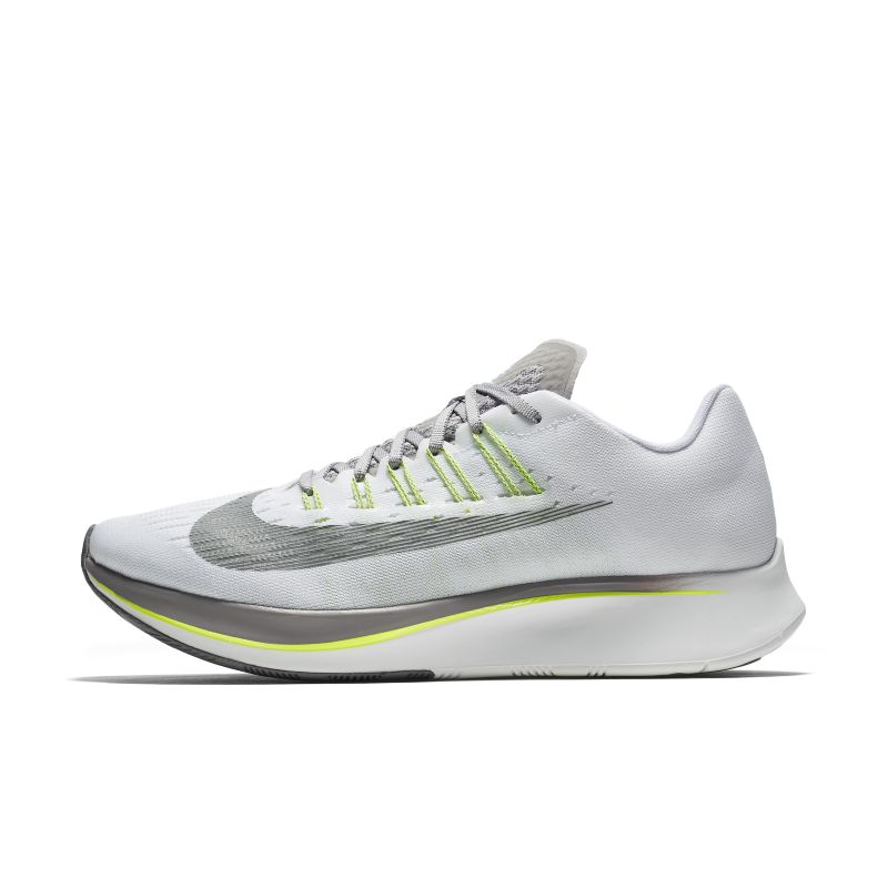 Chaussure de running Nike Zoom Fly pour Homme - Blanc