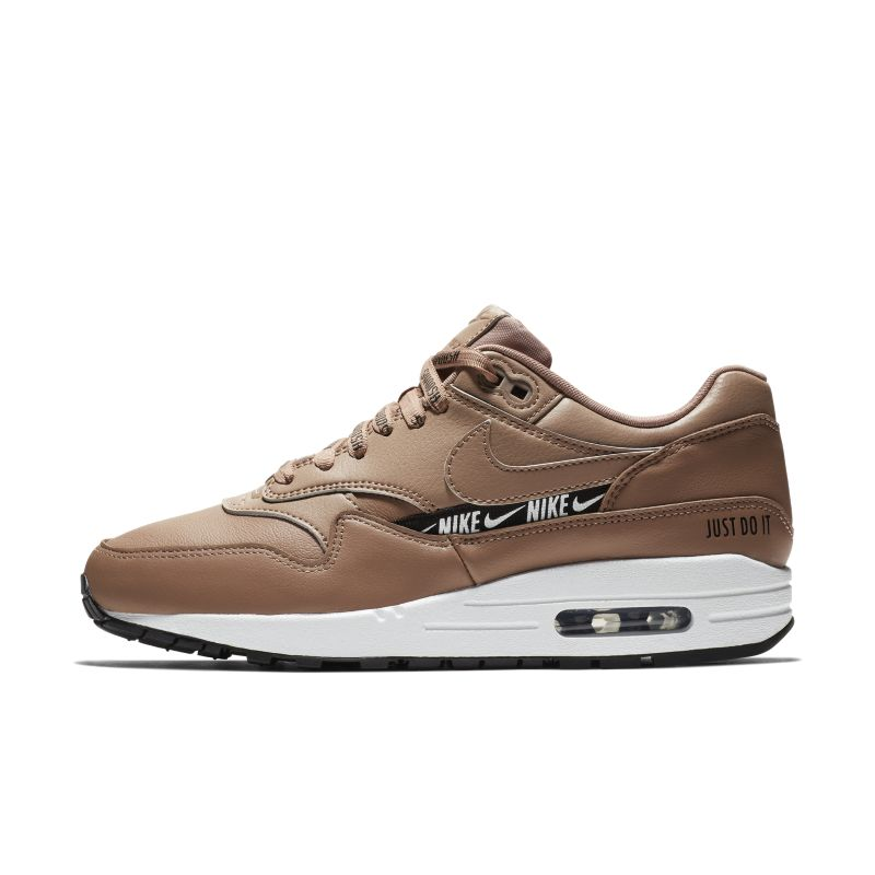 Nike Air Max 1 SE Overbranded Women's Shoe - Brown