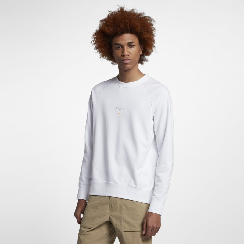 Nike SB Dri-FIT Everett Men's Top - White