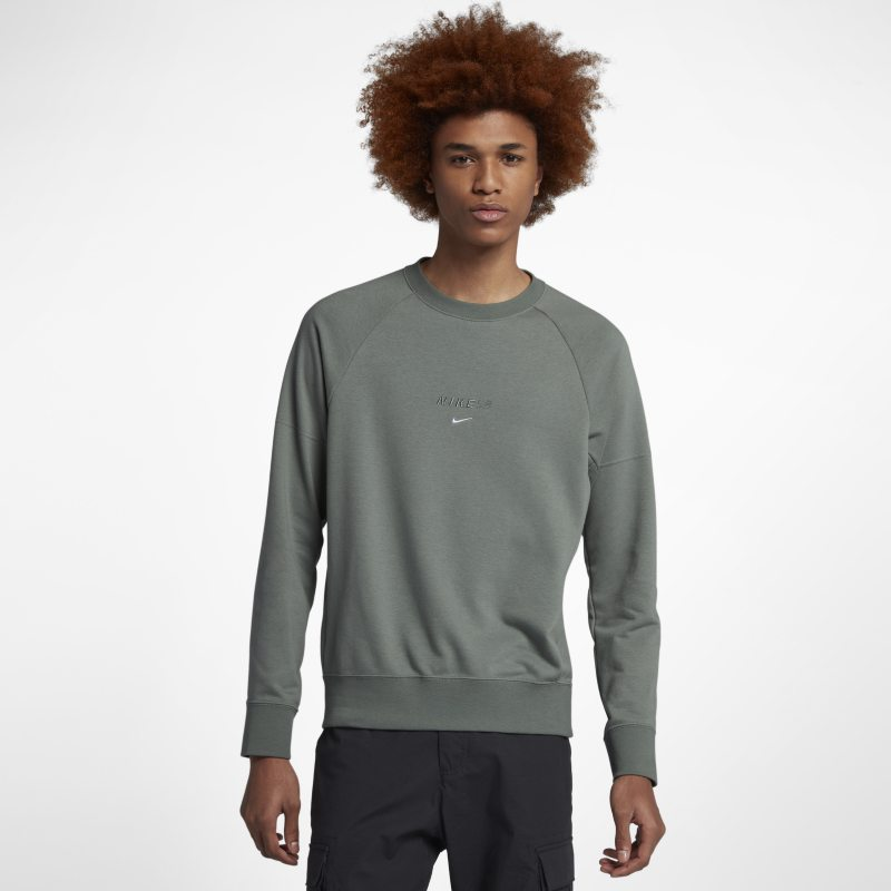 Nike SB Dri-FIT Everett Men's Top - Grey