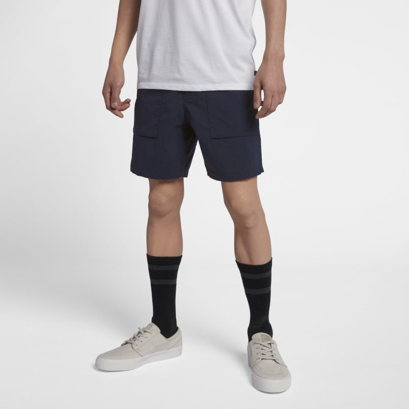 Nike SB Flex Everett Men's Shorts - Blue