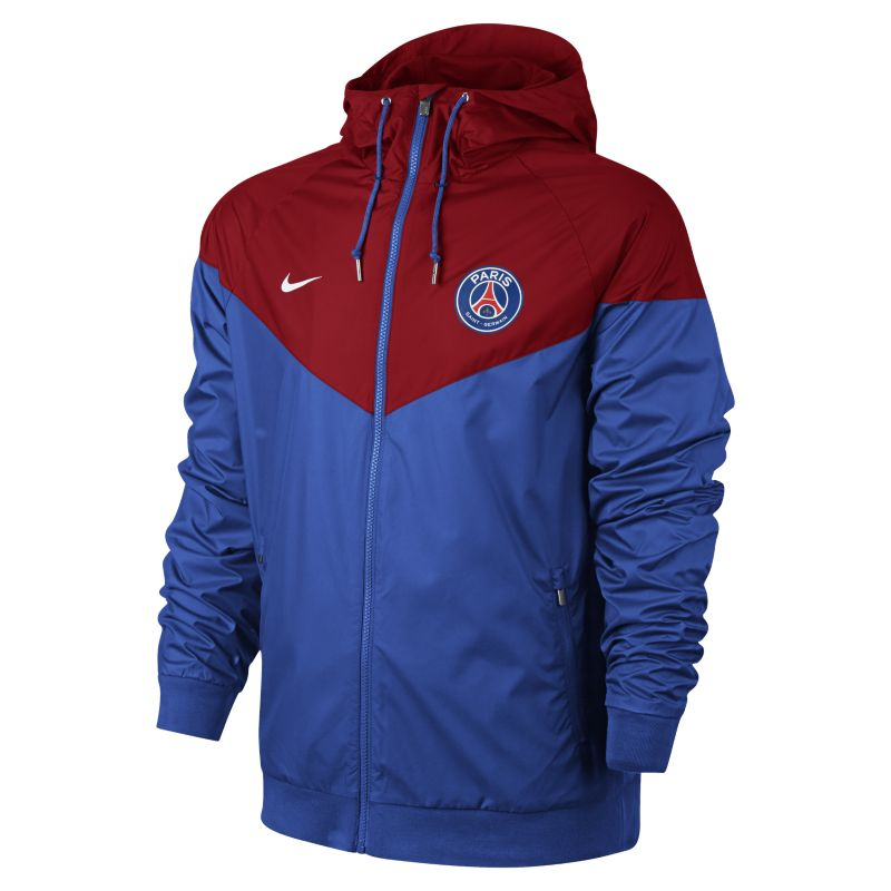 Paris Saint-Germain Authentic Windrunner Men's Jacket - Blue