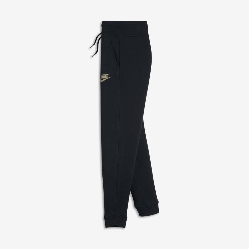 Nike Sportswear Modern Older Kids'(Girls') Trousers - Black