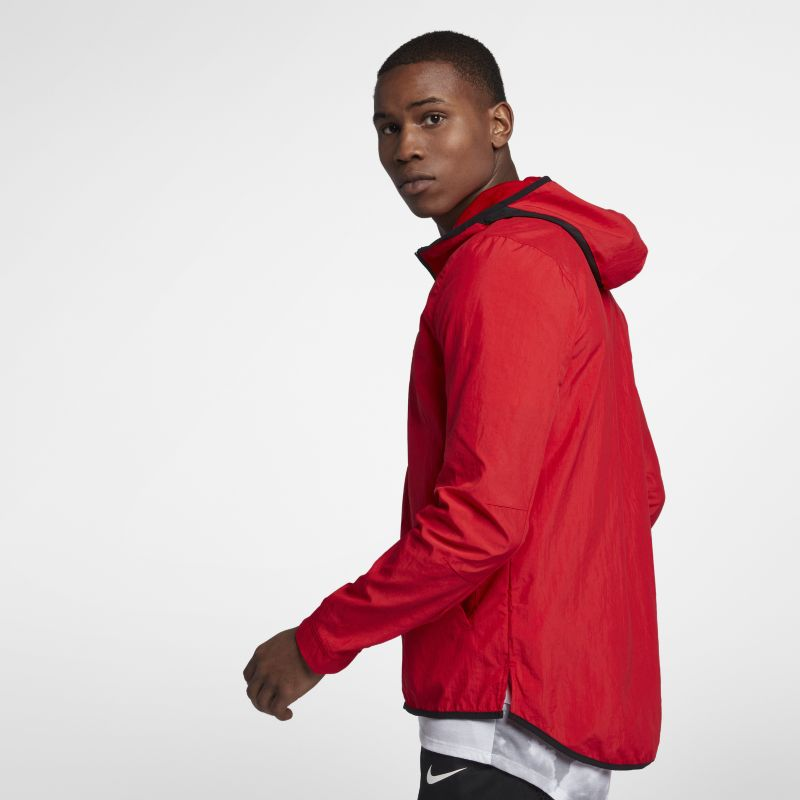 Nike Showtime Men's Basketball Jacket - Red