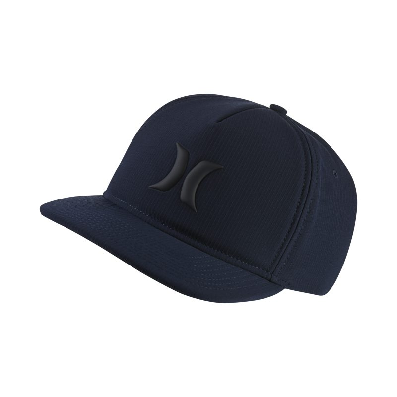 Hurley Icon Hybrid Unisex Adjustable Hat - Blue
