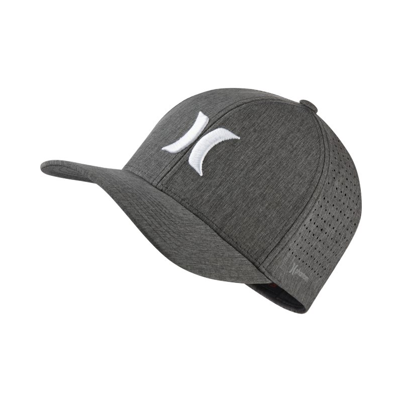 Hurley Phantom Unisex Fitted Hat - Black
