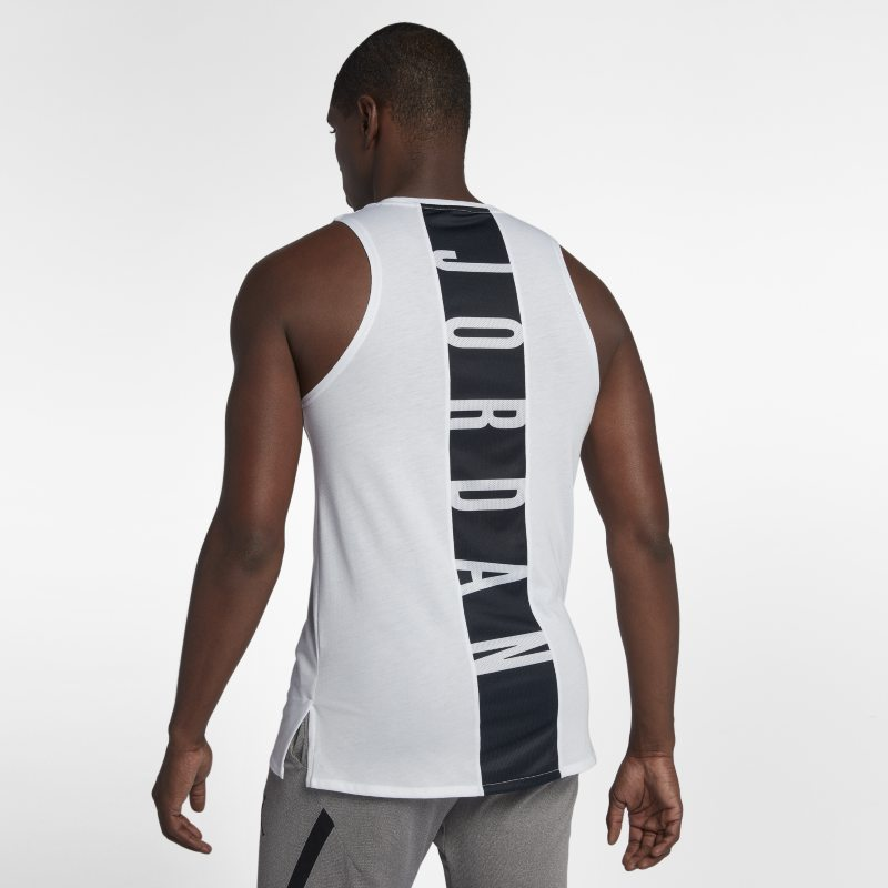 Image of Nike Pro Men's Sleeveless Training Top Black