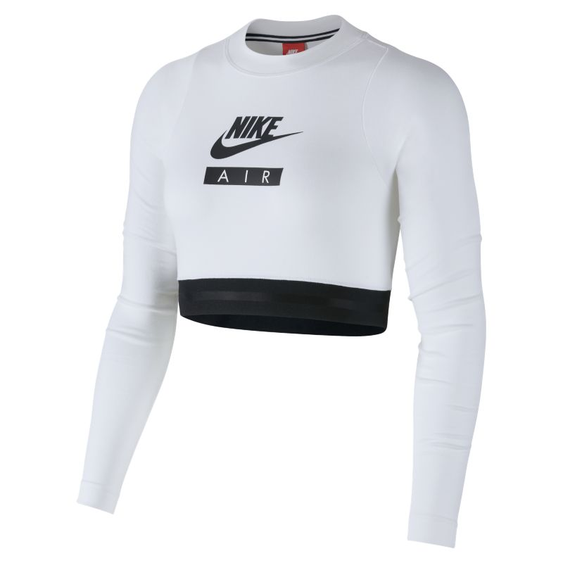 Nike Air Women's Crop Top - White