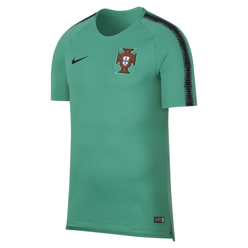 Portugal Breathe Squad Men's Football Top - Green