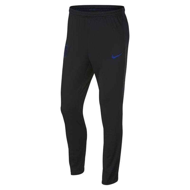 England Dri-FIT Squad Men's Football Track Pants - Black