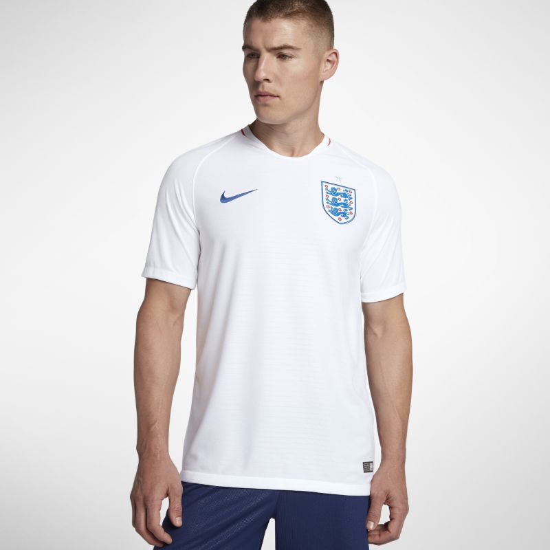 2018 England Stadium Home Men's Football Shirt - White