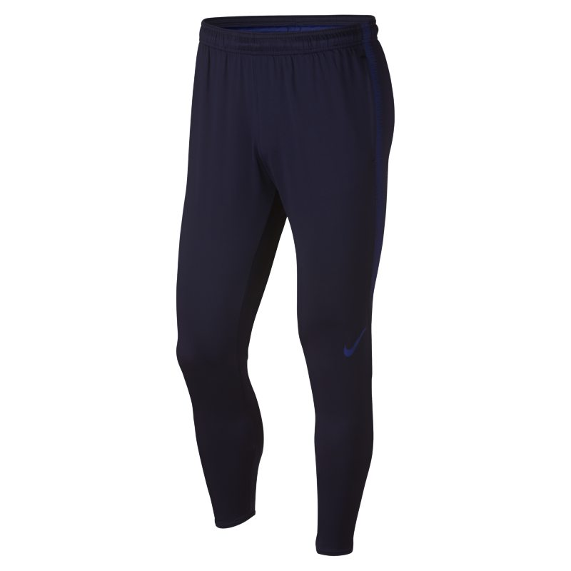 Nike Dri-FIT Squad Men's Football Pants - Blue