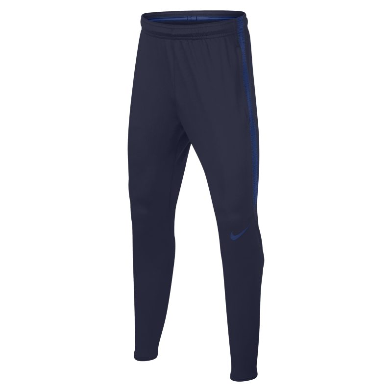 Nike Dri-FIT Squad Older Kids'(Boys') Football Pants - Blue