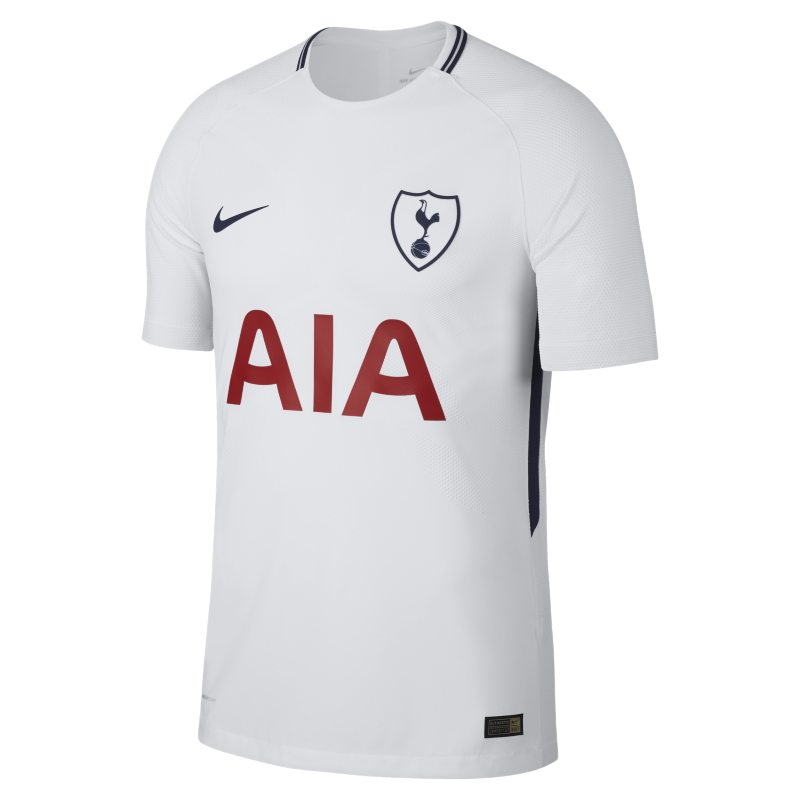 2017/18 Tottenham Hotspur FC Vapor Match Home Men's Football Shirt - White
