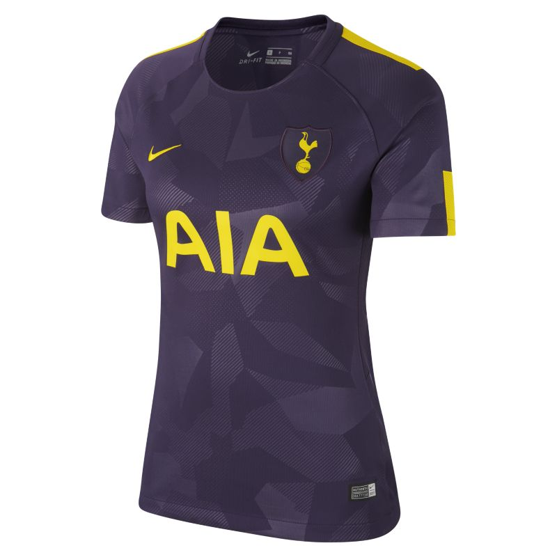 2017/18 Tottenham Hotspur Stadium Third Women's Football Shirt - Purple