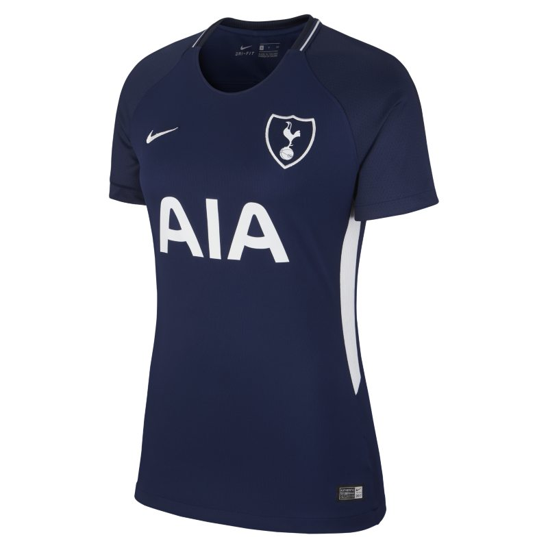 2017/18 Tottenham Hotspur FC Stadium Away Women's Football Shirt - Blue