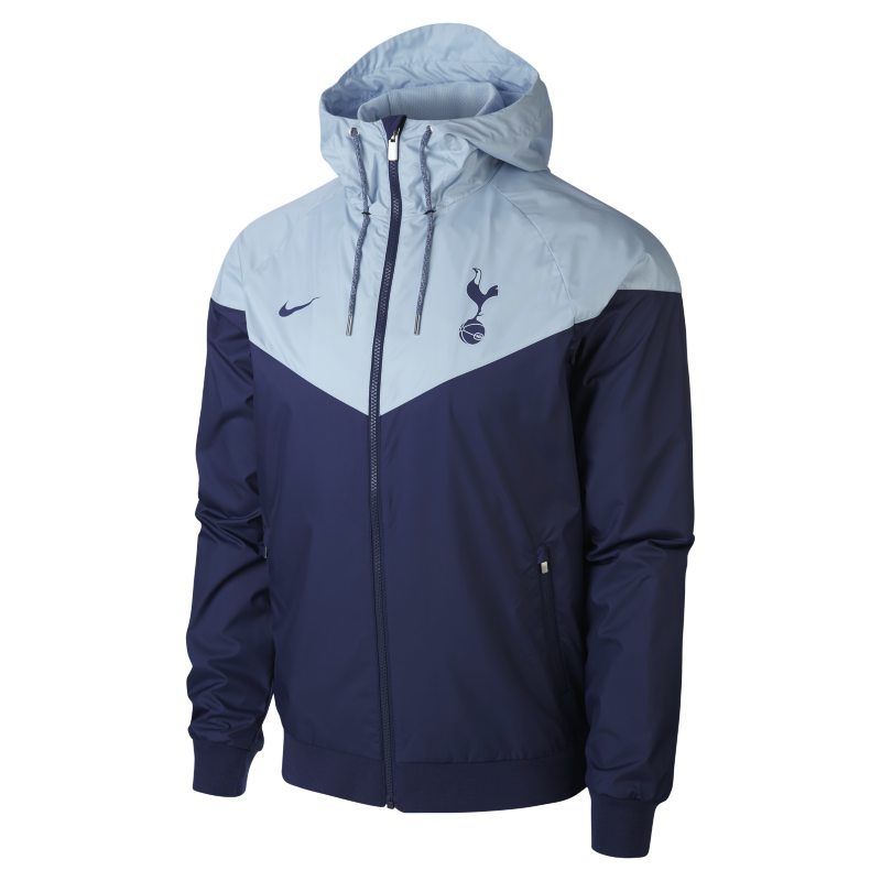 Tottenham Hotspur Authentic Windrunner Men's Jacket - Blue