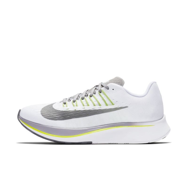 Chaussure de running Nike Zoom Fly pour Femme - Blanc