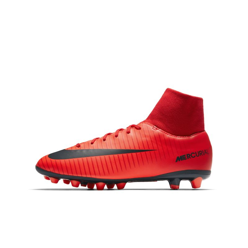 Nike Jr. Mercurial Victory VI Dynamic Fit AG-PRO Younger/Older Kids'Artificial-Grass Football Boot -