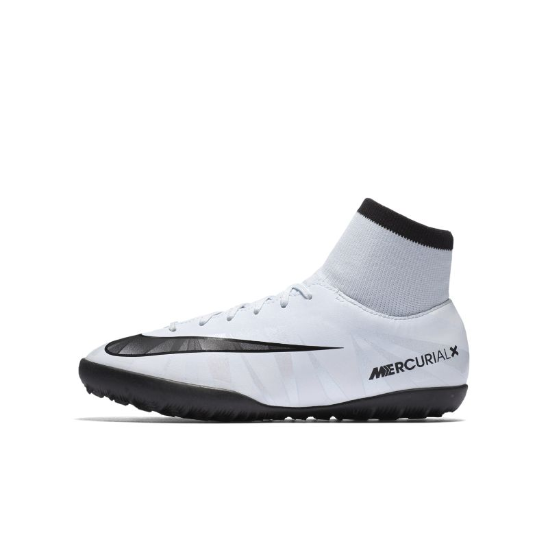 Nike Jr. MercurialX Victory VI Dynamic Fit CR7 Younger/Older Kids' Artificial-Turf Football Shoe - W