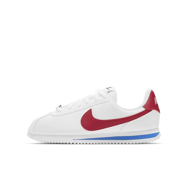 Nike Cortez Basic SL Older Kids' Shoe - White