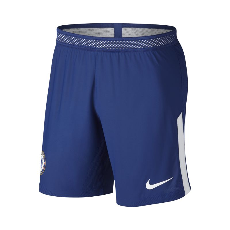 2017/18 Chelsea FC Vapor Match Home Men's Football Shorts - Blue
