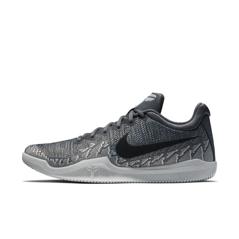 Nike Mamba Rage Men's Basketball Shoe - Grey