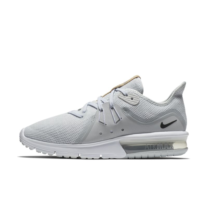 Nike Air Max Sequent 3 Women's Shoe - Silver
