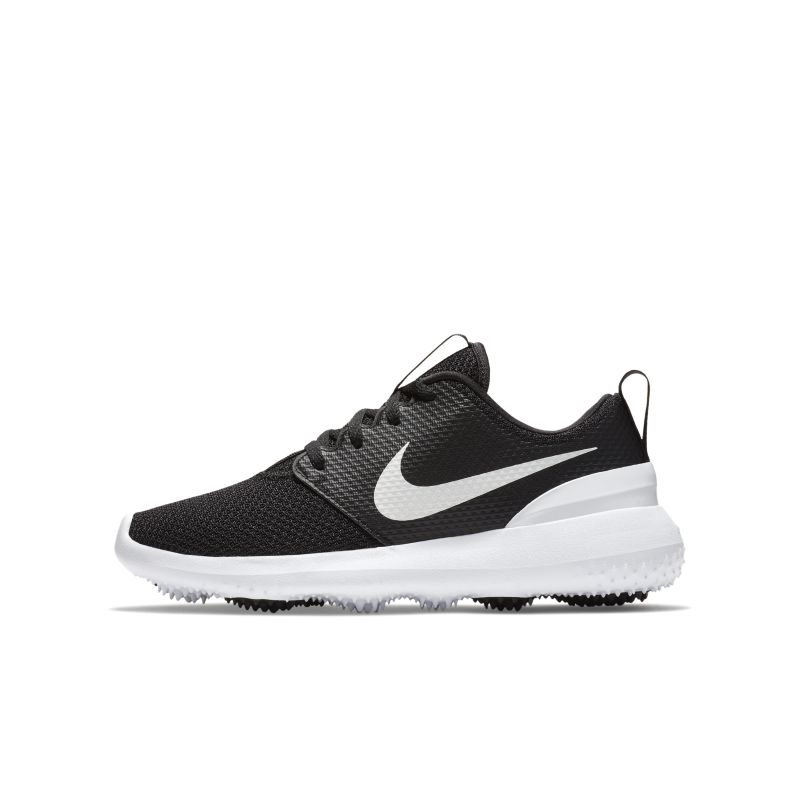 Nike Roshe Jr. Younger/Older Kids' Golf Shoe - Black