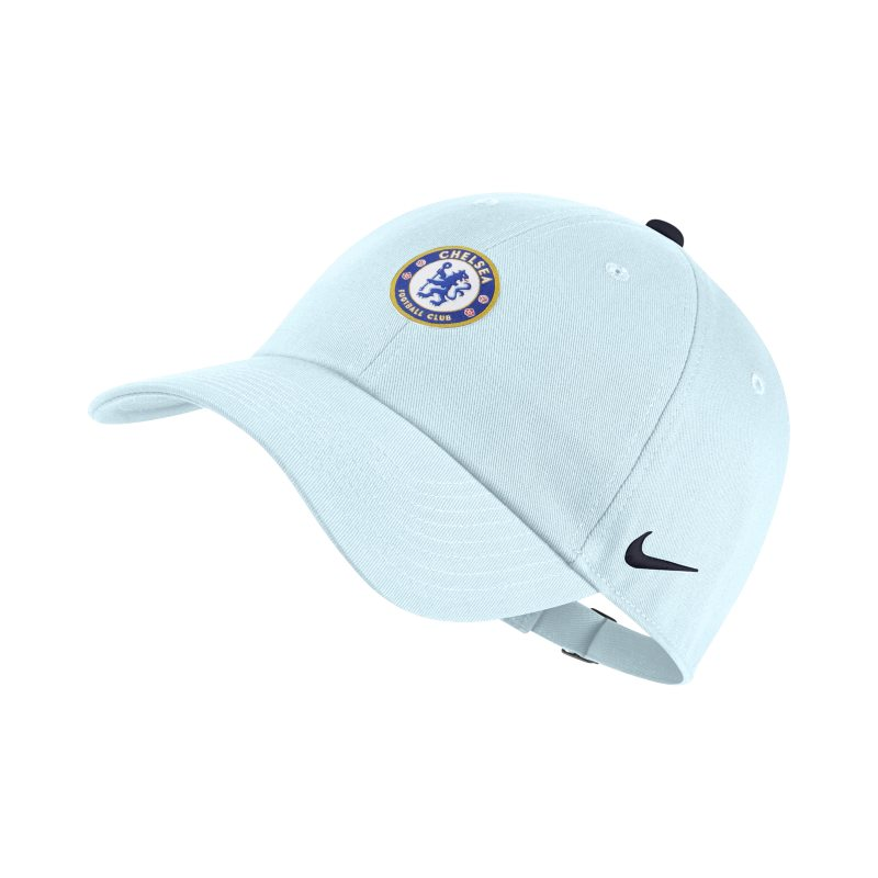 Chelsea FC H86 Core Adjustable Hat - Blue