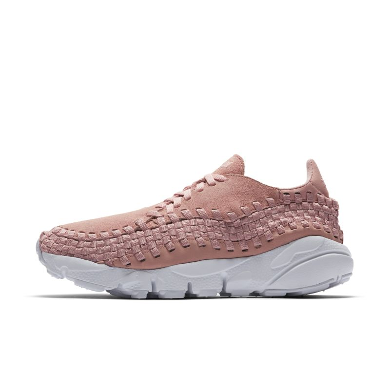 Nike Air Footscape Woven Women's Shoe - Pink