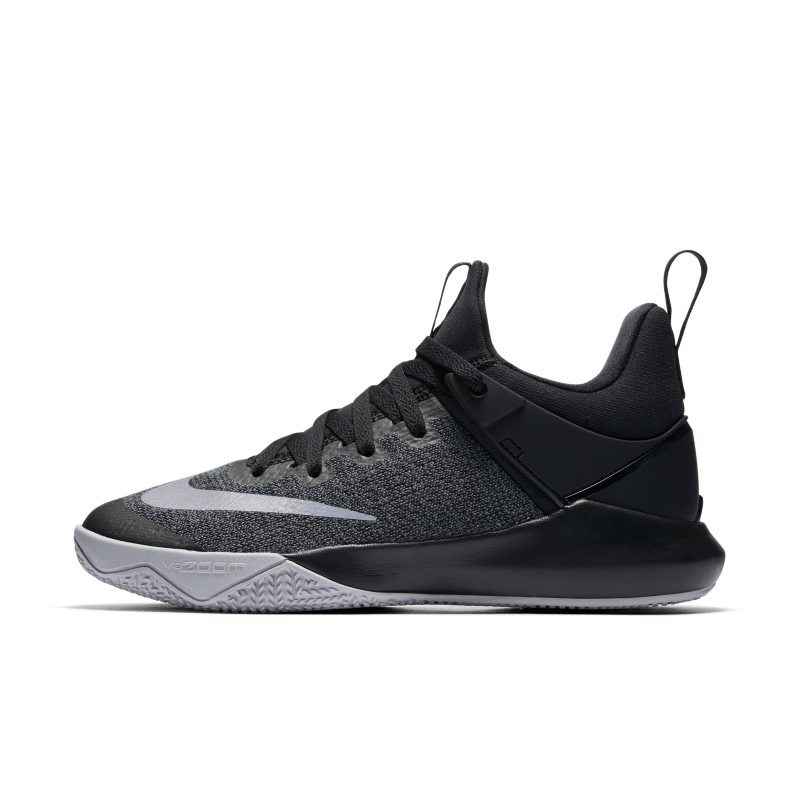 Nike Zoom Shift Women's Basketball Shoe - Black