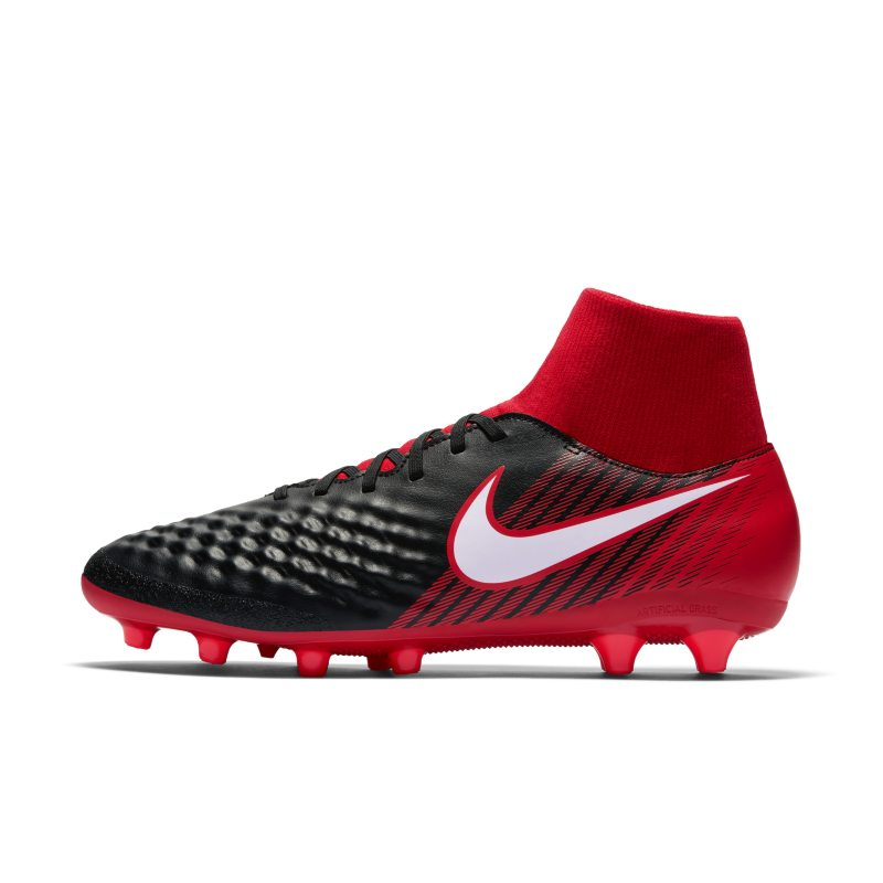 Nike Magista Onda II Dynamic Fit AG-PRO Artificial-Grass Football Boot - Red