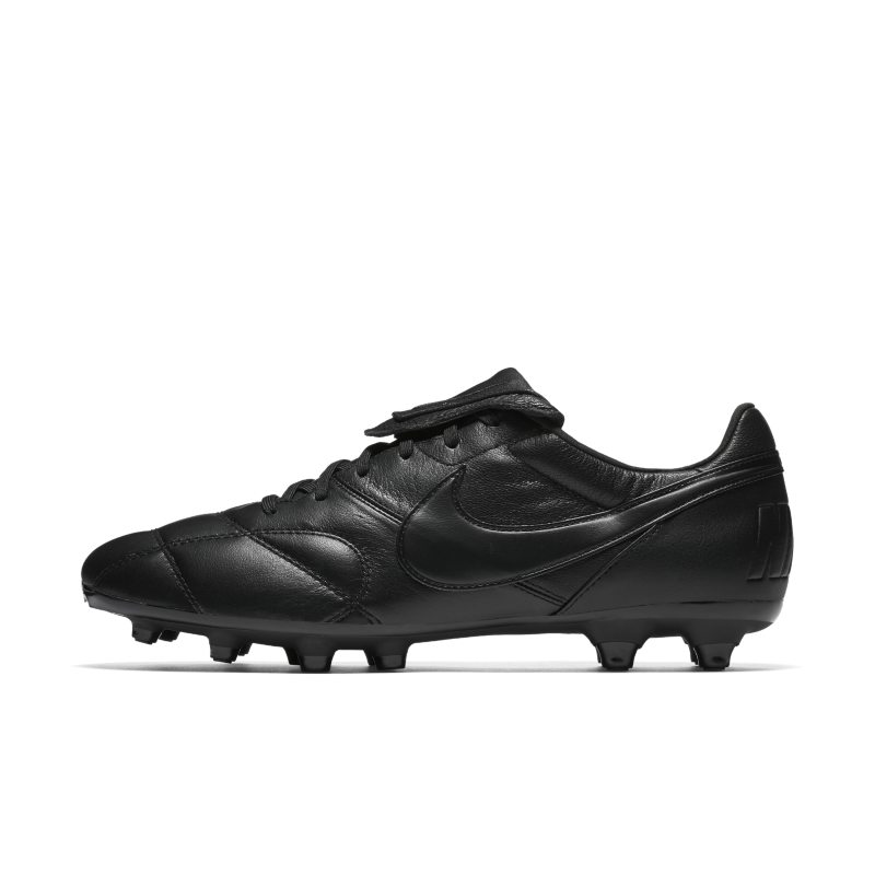 Nike Premier II Firm-Ground Football Boot - Black